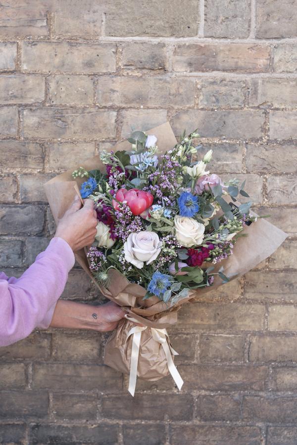 Wild Frost Florist Seasonal Choice Bouquet