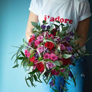 Wild Florist Adore Bouquet